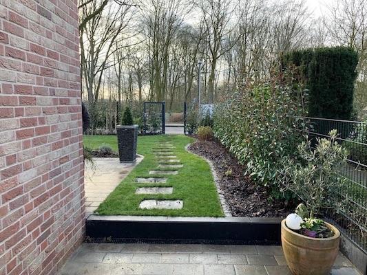 Umgestaltung Garten
